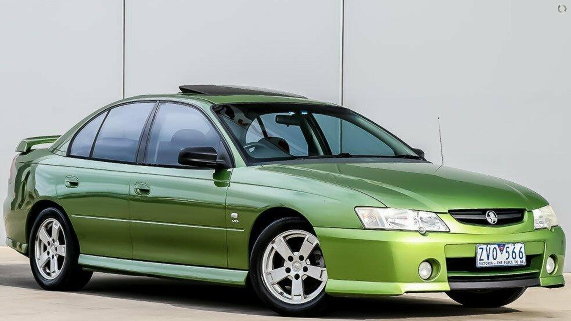 2003 Holden Commodore VY II