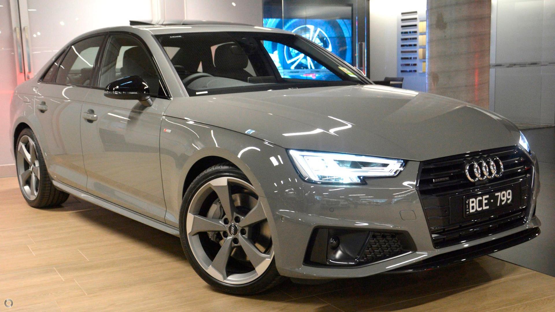 2019 Audi A4 B9
