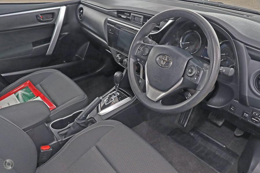 2018 Toyota Corolla Ascent ZRE172R
