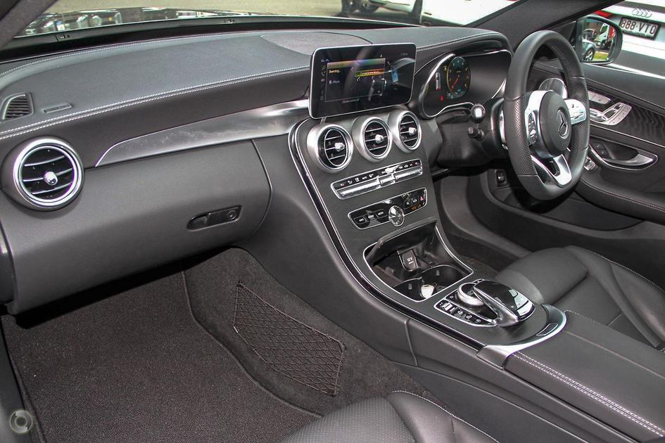 2019 Mercedes-Benz C 200 Estate