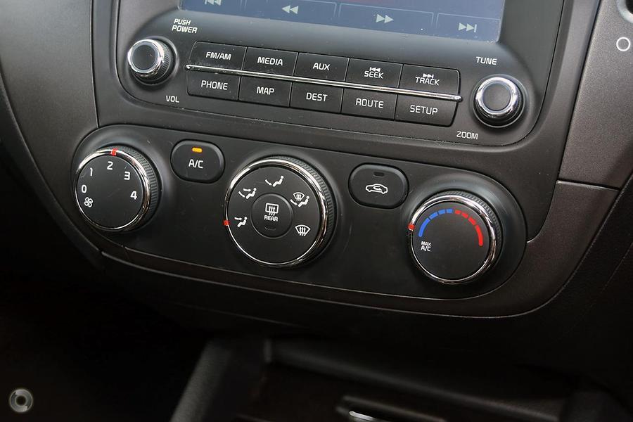 2015 Kia Cerato S Premium YD