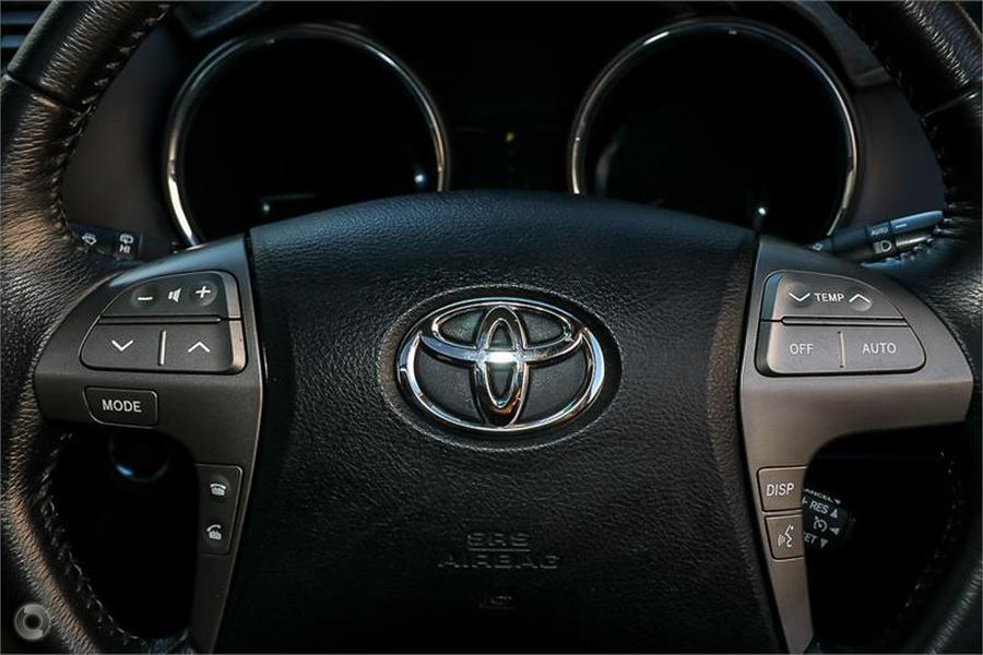 2010 Toyota Kluger Grande GSU45R
