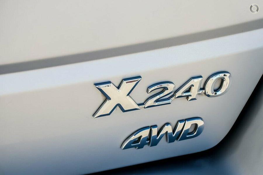 2009 Great Wall X240  (No Series)