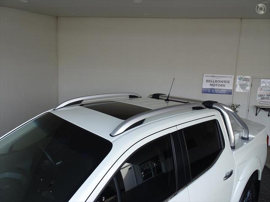 2016 Nissan Navara ST-X D23