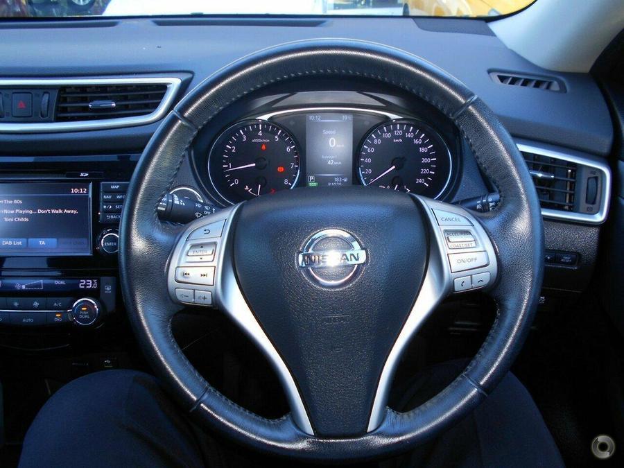 2015 Nissan X-Trail ST-L