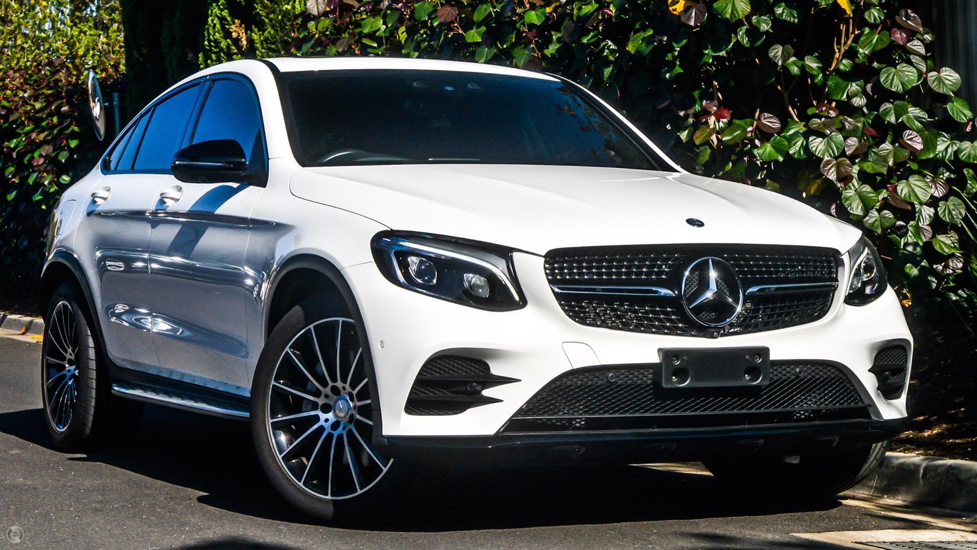 2016 Mercedes-Benz GLC 220 D Coupé