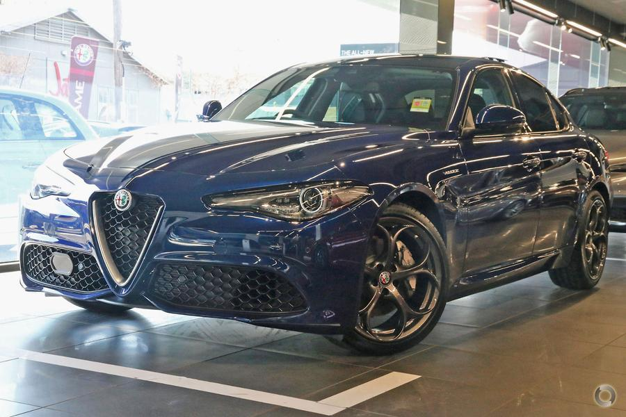 2019 Alfa Romeo Giulia Veloce