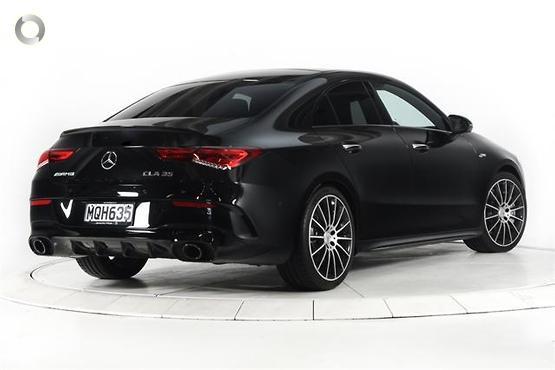 2020 Mercedes-AMG <br>CLA 35