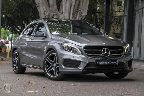 2015 Mercedes-Benz GLA 200 D