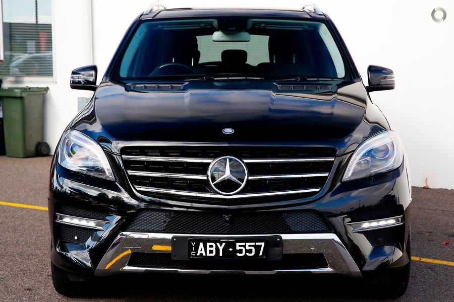 2014 Mercedes-Benz ML500  W166