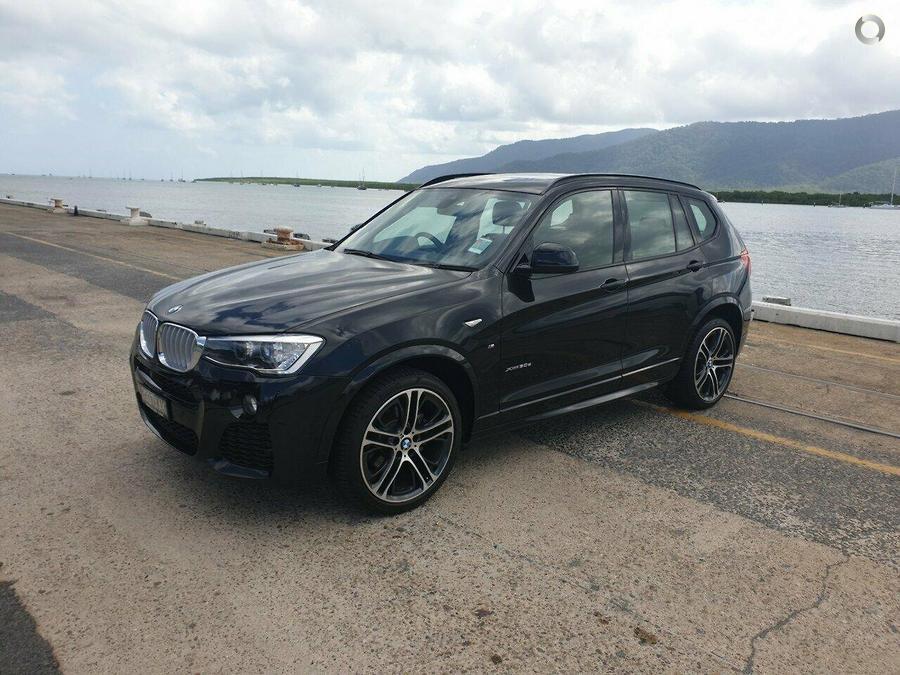 2017 BMW X3 xDrive30d