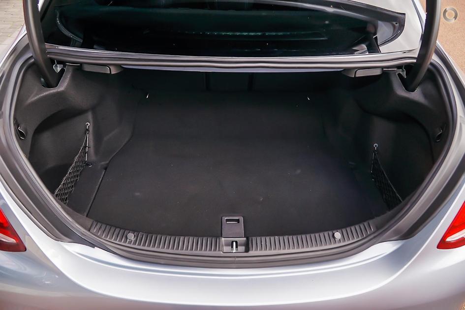 2015 Mercedes-Benz C-CLASS Sedan