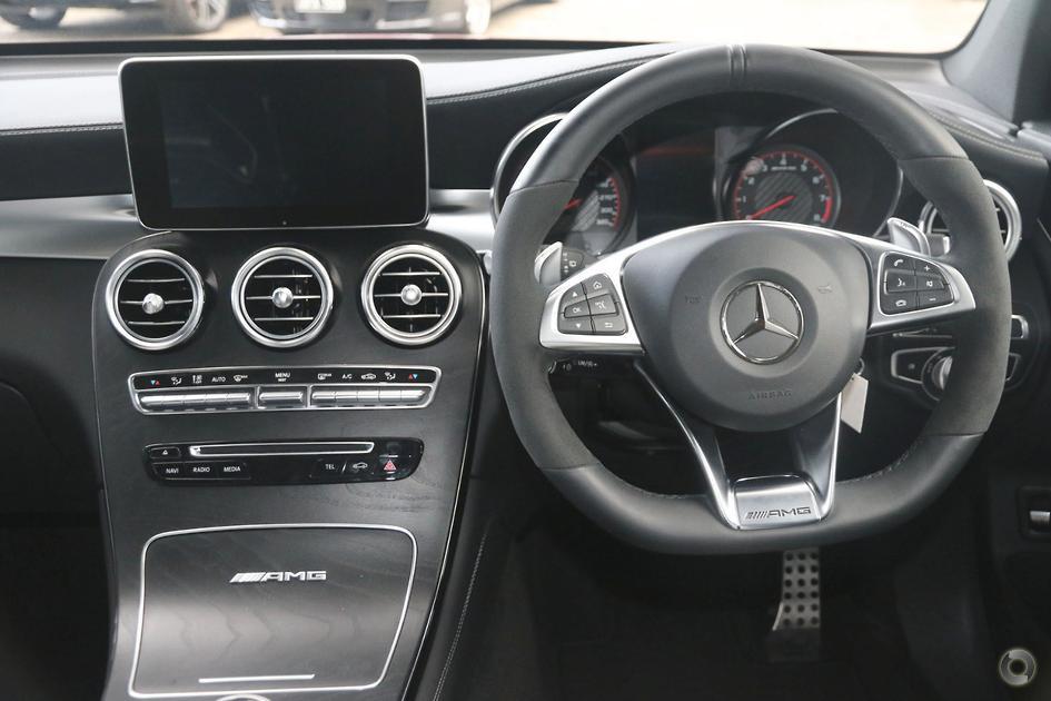 2018 Mercedes-Benz GLC 63 Wagon