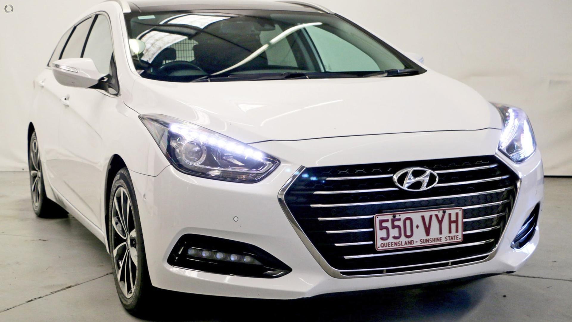 2015 Hyundai I40 VF4 Series II