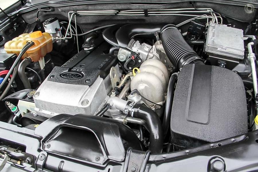 2008 Ford Territory Ghia SY