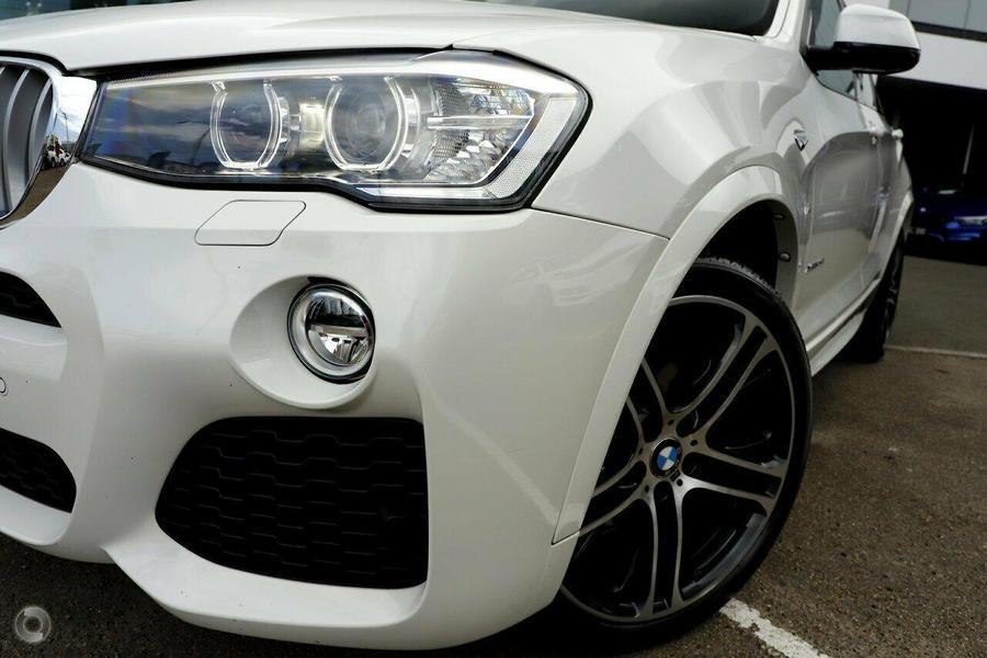 2014 BMW X4 xDrive30d