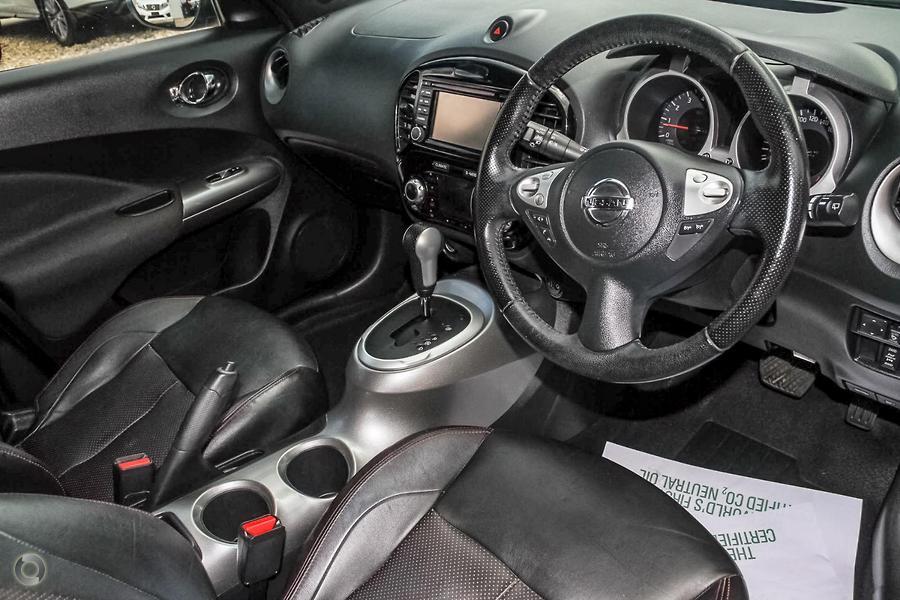 2013 Nissan JUKE Ti-S