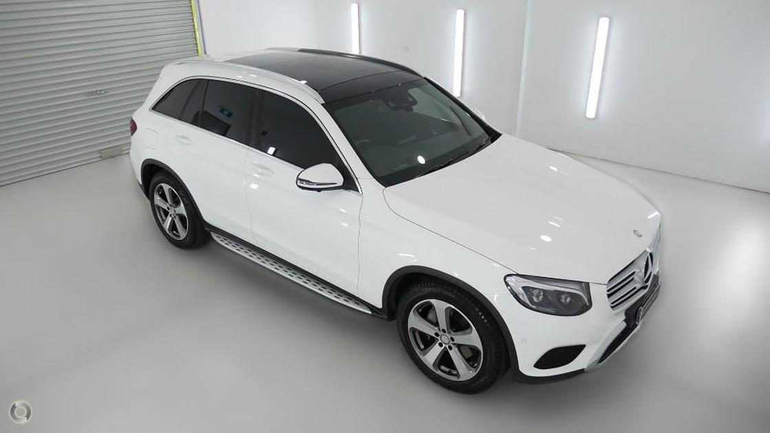 2016 Mercedes-Benz GLC 220 D Wagon