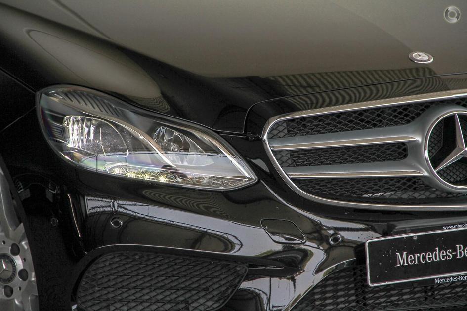 2014 Mercedes-Benz E 200 Sedan