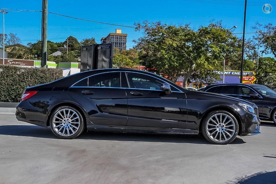 2016 Mercedes-Benz CLS 250 D Coupe