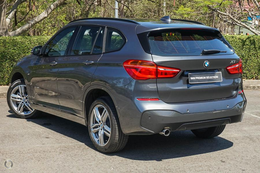 2017 BMW X1 sDrive18d
