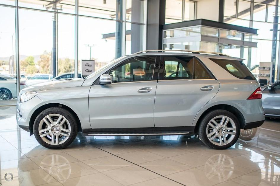 2015 Mercedes-Benz ML 250 BLUETEC Wagon