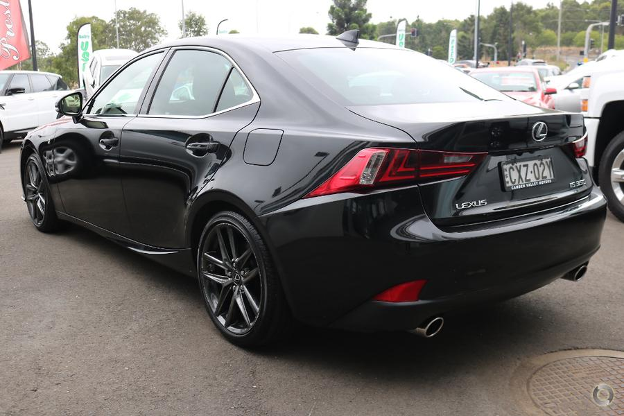 2015 Lexus Is350 F Sport GSE31R