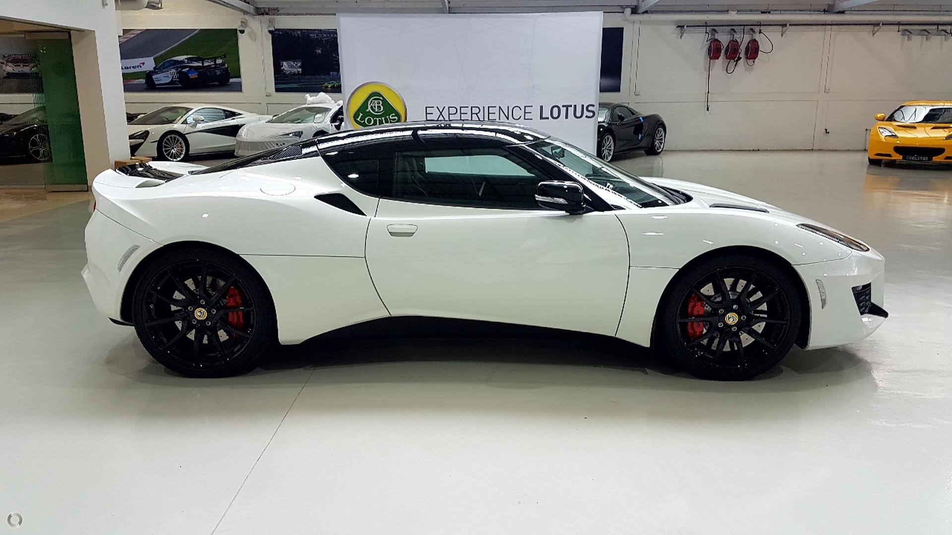 2017 Lotus Evora 400 Type 122