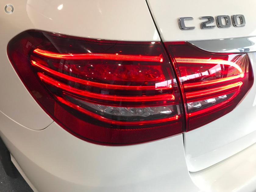 2018 Mercedes-Benz C 200 Estate