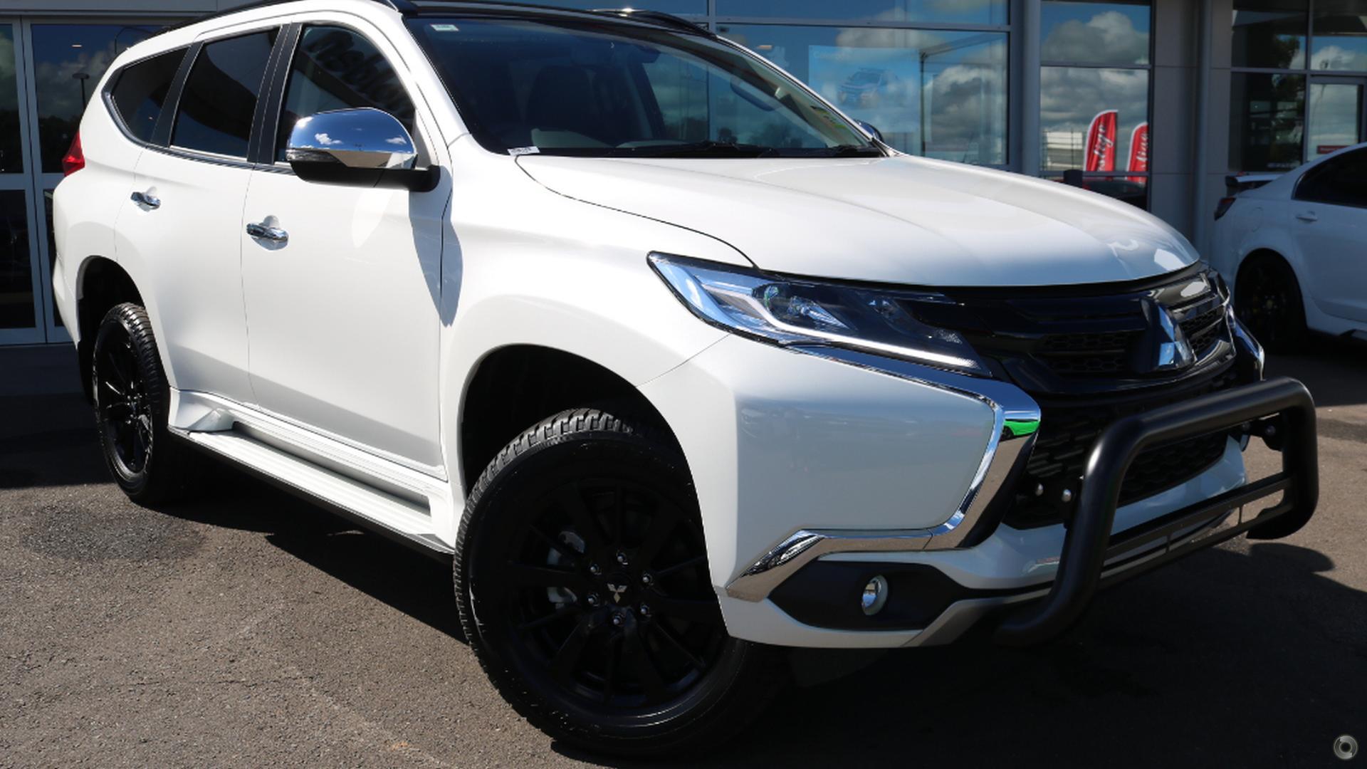 2018 Mitsubishi Pajero Sport Black Edition QE