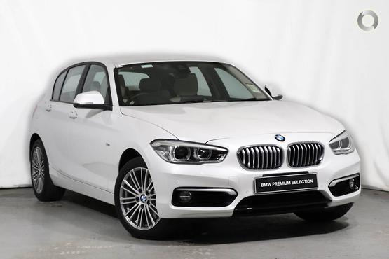2018 BMW 120 i Urban Line
