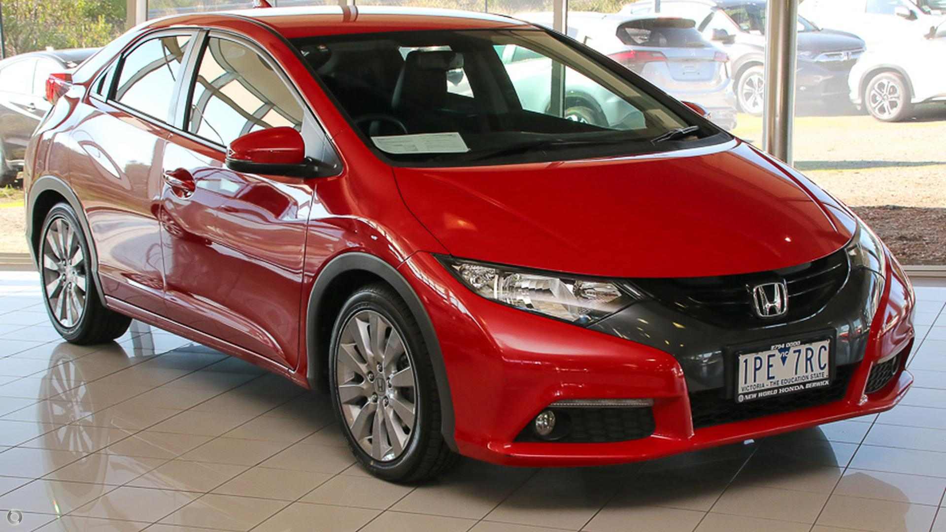 2013 Honda Civic 9th Gen