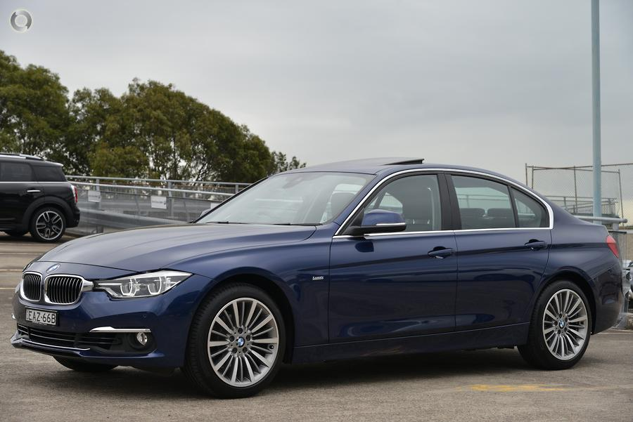 2018 BMW 320i Luxury Line