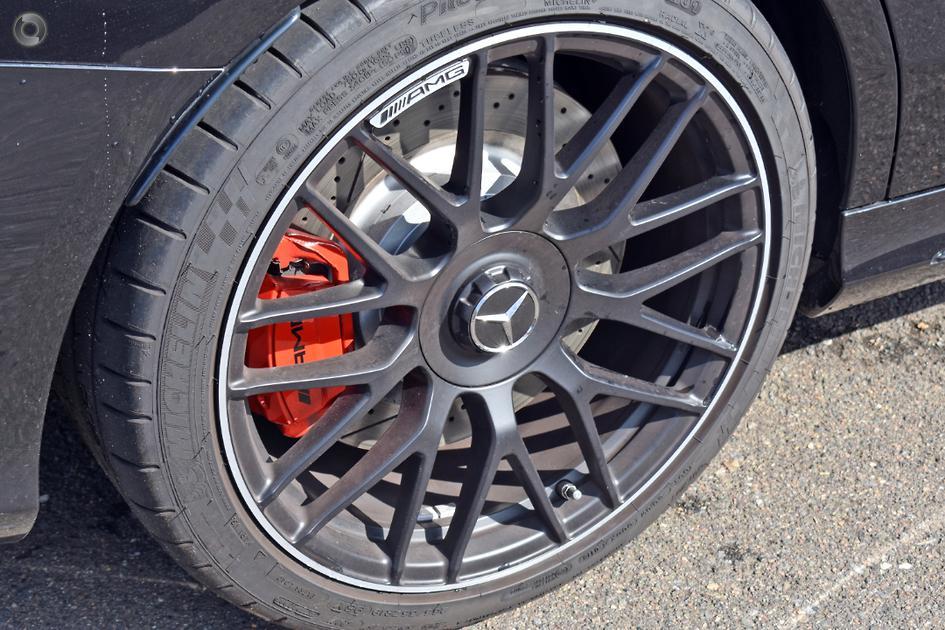 2019 Mercedes-Benz C 63 Sedan