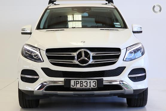 2016 Mercedes-Benz GLE 250