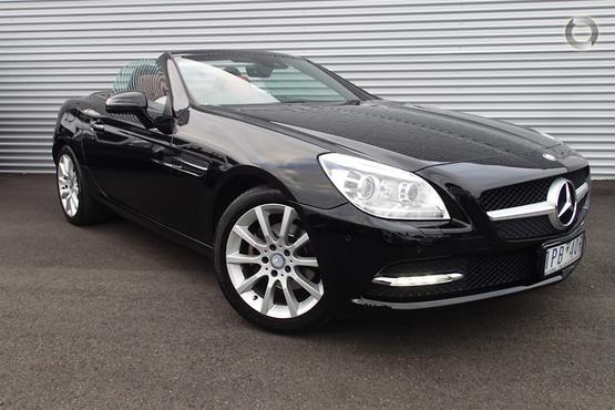 2014 Mercedes-Benz <br>SLK 200