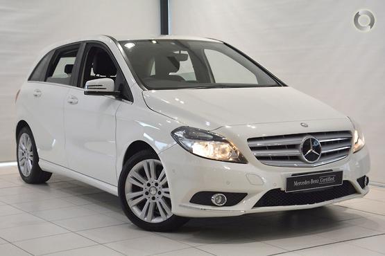 2012 Mercedes-Benz <br>B 200