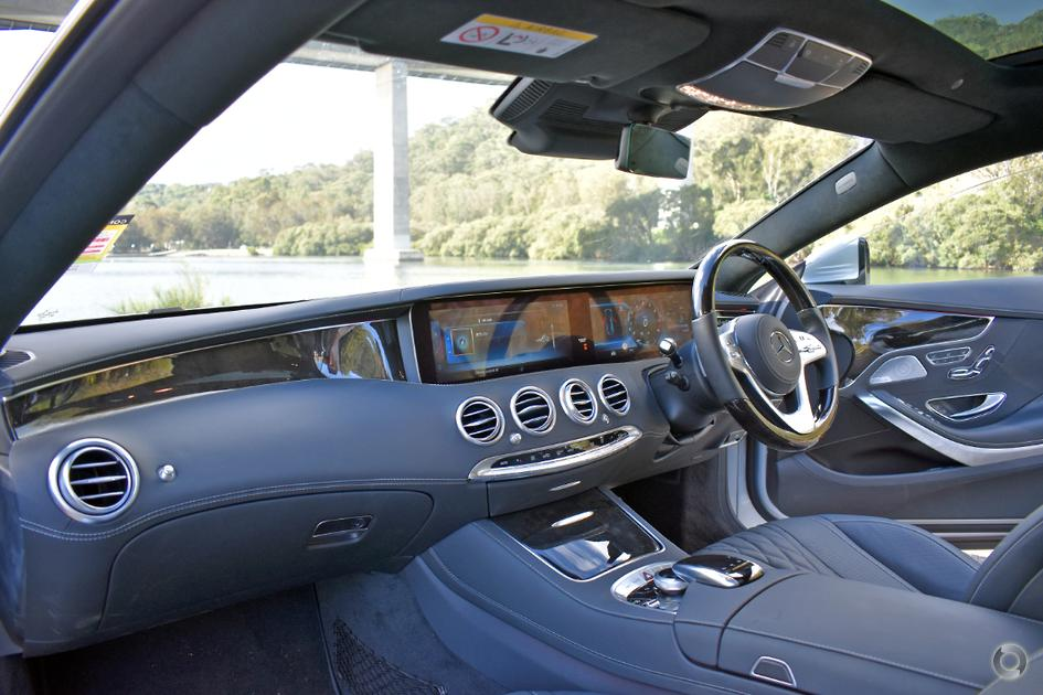 2019 Mercedes-Benz S 560 Coupe