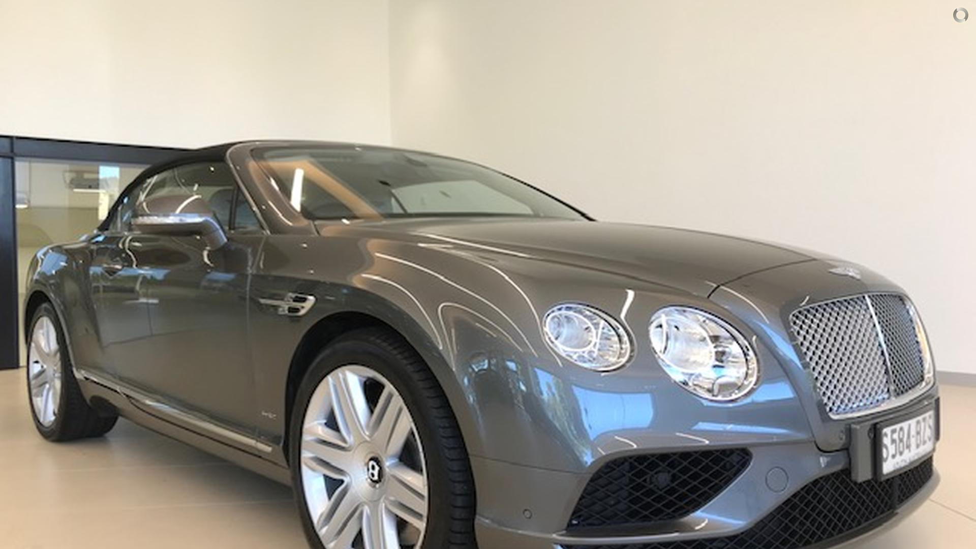 2016 Bentley Continental 3W
