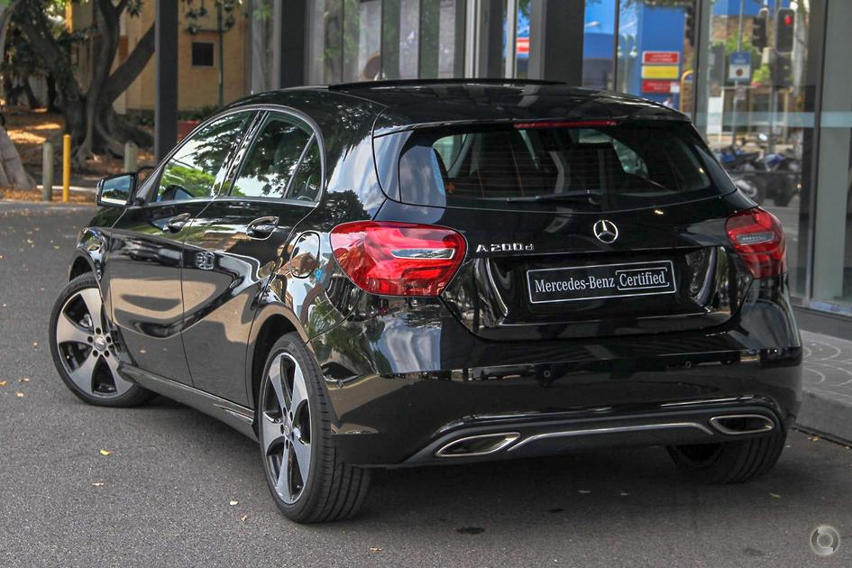 2016 Mercedes-Benz A 200 D Hatch