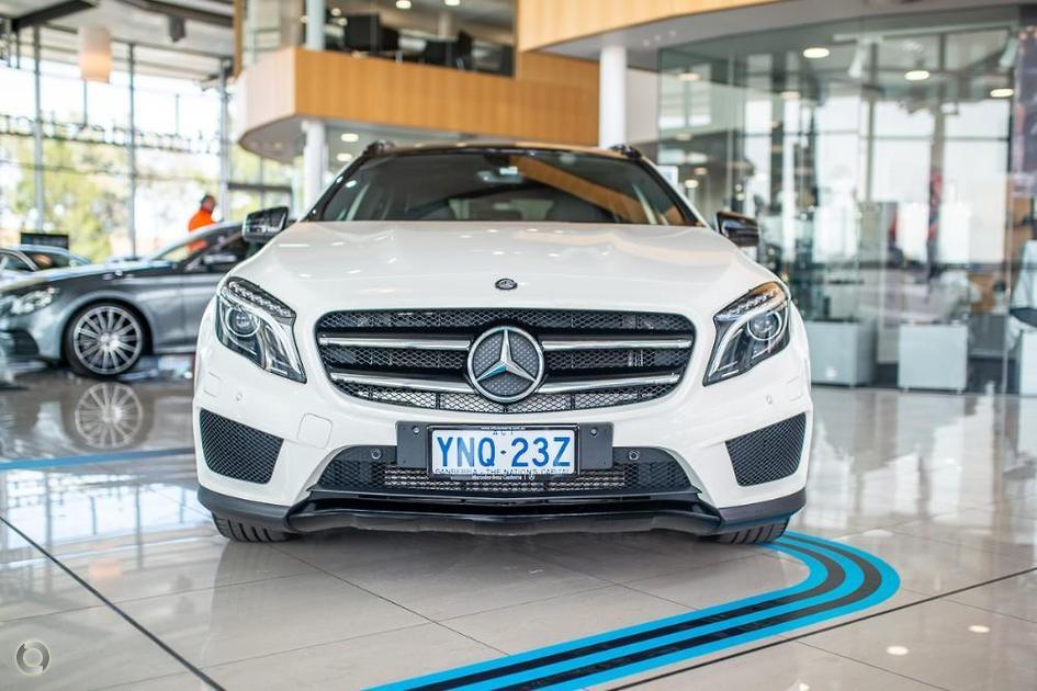 2015 Mercedes-Benz GLA 200 D Wagon