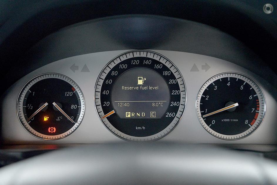 2007 Mercedes-Benz C 280 Sedan