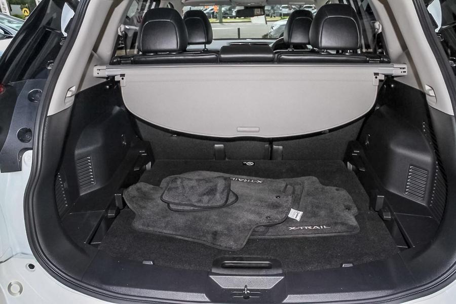 2017 Nissan X-Trail TL