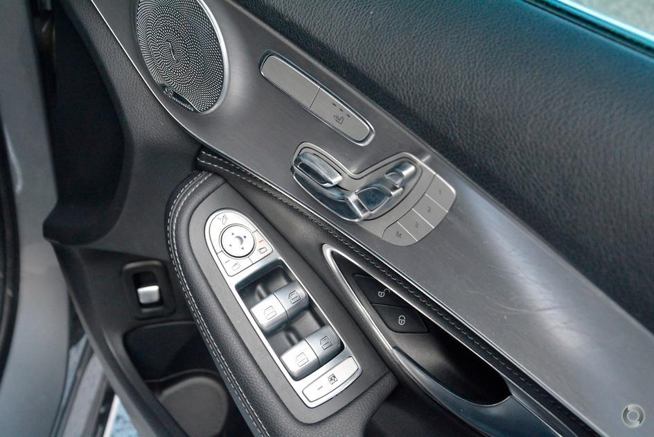 2014 Mercedes-Benz C 200 Sedan