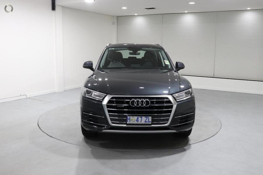 2019 Audi Q5 45 TFSI design