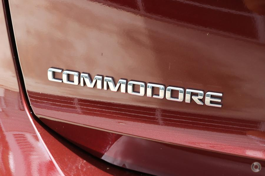 2019 Holden Commodore LT ZB