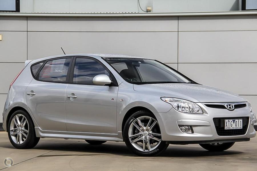 2009 Hyundai I30 SR FD