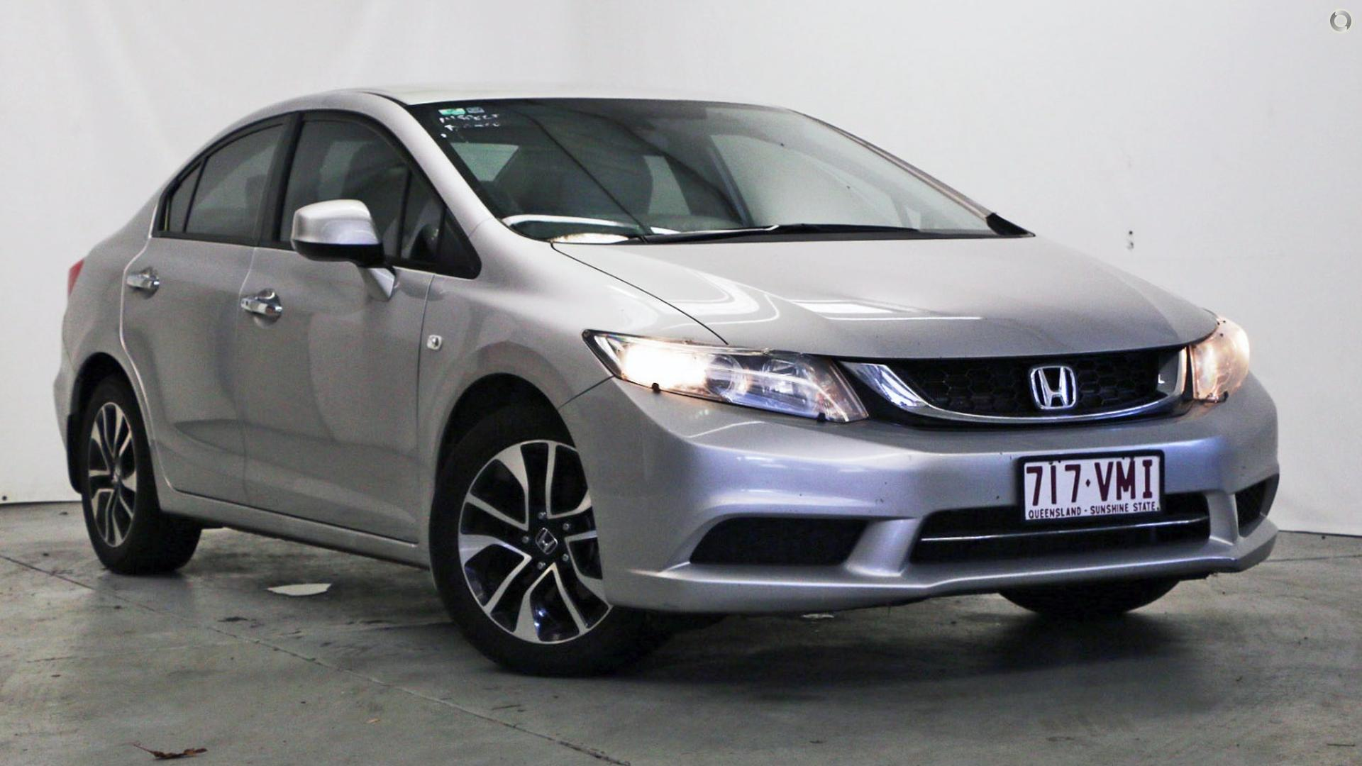 2015 Honda Civic VTi-S 9th Gen Ser II