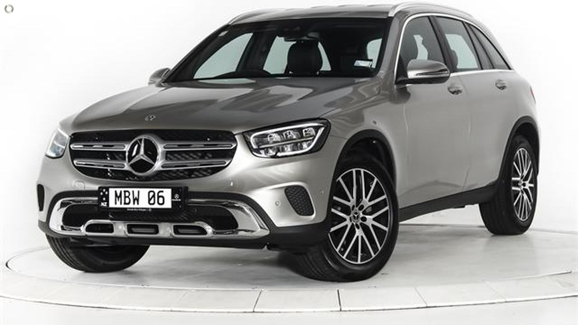 2020 Mercedes-Benz GLC 200 SUV
