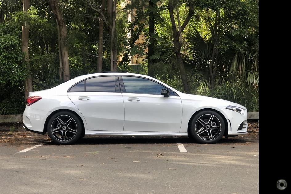 2019 Mercedes-Benz A 180 Sedan